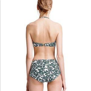 Tory Burch Issey Green Bikini Bottom 👙